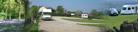 Camping and caravan sites in and near Penistone
